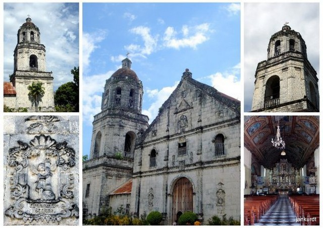 st. michael the archangel parish church, argao