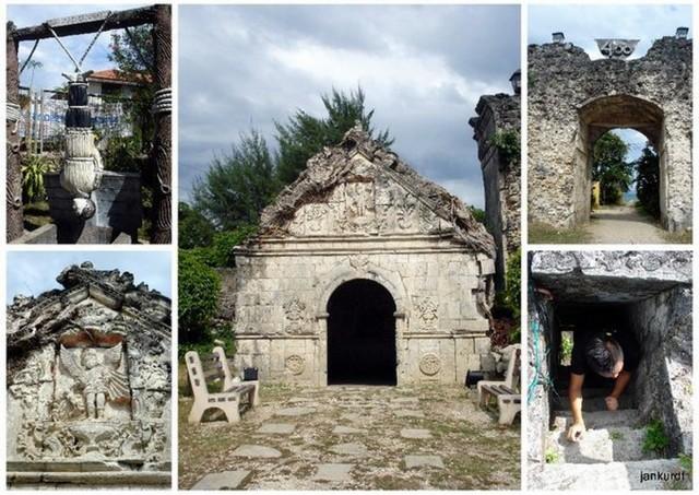 st. michael the archangel parish church, argao