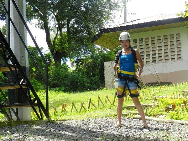 outland adventure xcelerator zipline