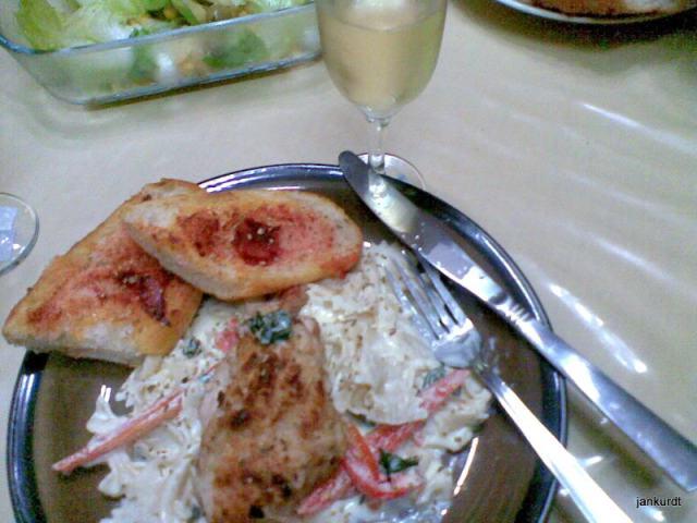 mediterranean dinner