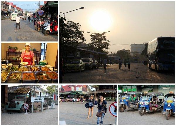 aranyaprathet, thailand