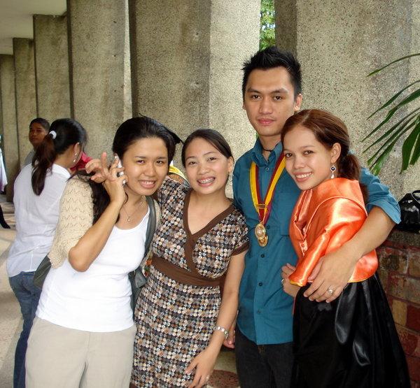 my graduation
