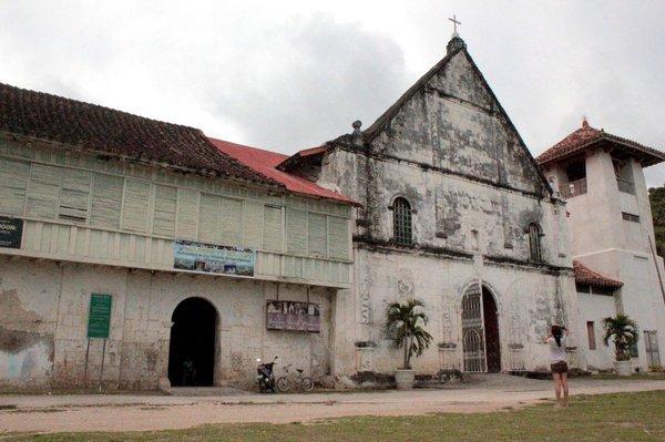 boljoon parish church convent