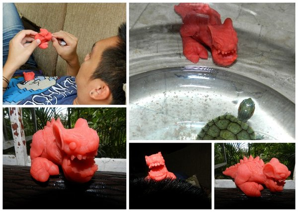 clay monster