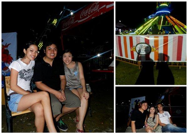 st. james amusement park