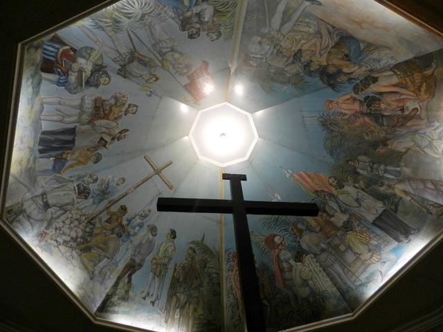 magellan's cross