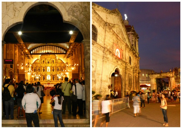 sto. nino church