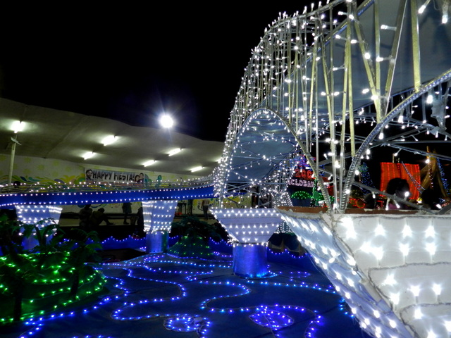 tacloban festival of lights