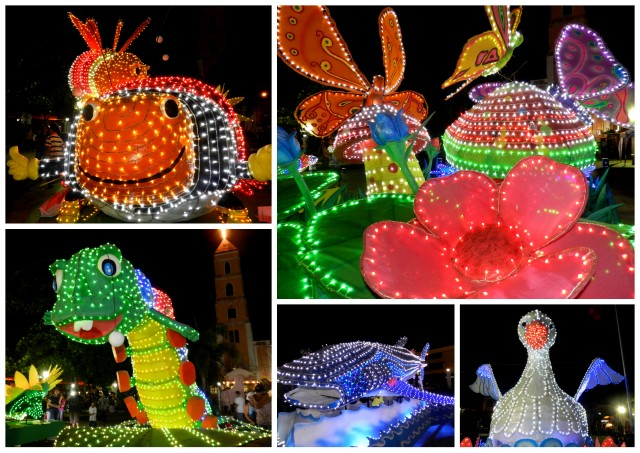 tacloban festival of lights