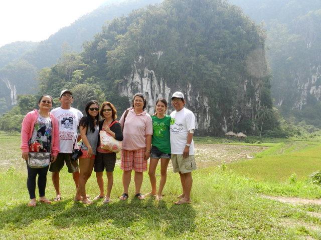 karst mountain elephant cave