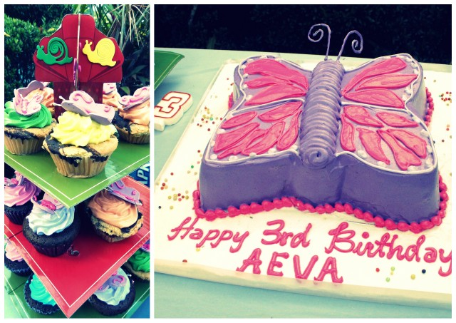 aeva's 3rd birthday