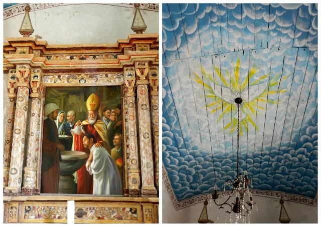 church of patrocinio de maria, boljoon