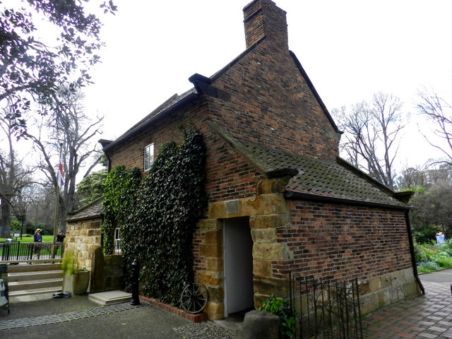 cook's cottage