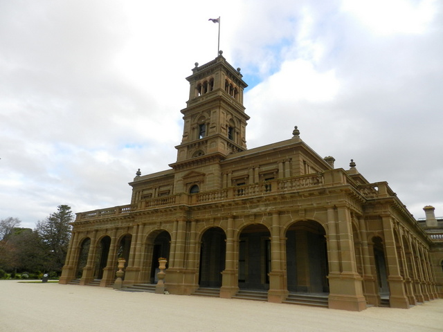 werribee mansion