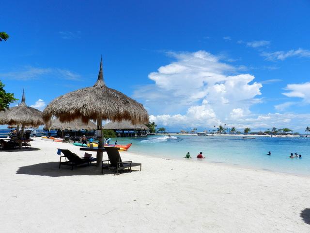 maribago bluewater resort, mactan