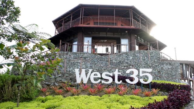 west 35 eco mountain resort
