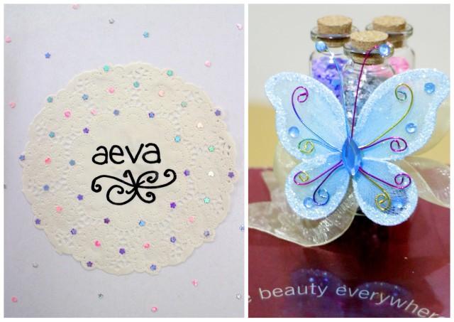 aeva's fairy invite