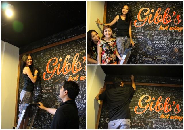 gibb's hot wings