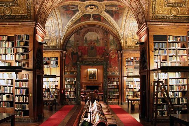University Club Library – New York City, United States