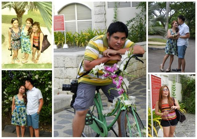 gayle and aj's pre-wedding shoot