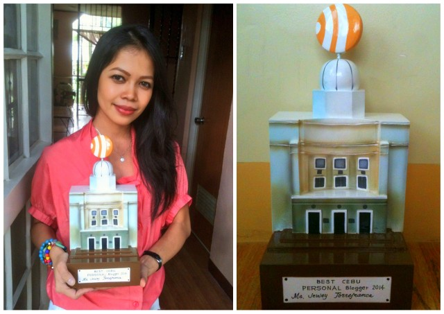 best cebu blog award 2014