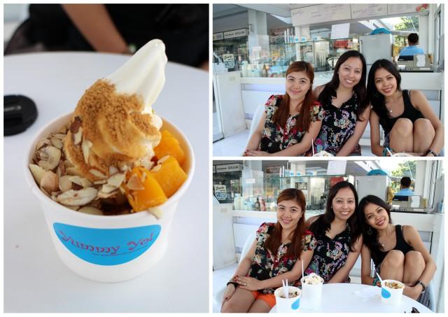yoghurt with friends