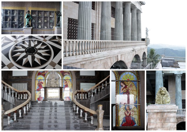 temple of leah, cebu