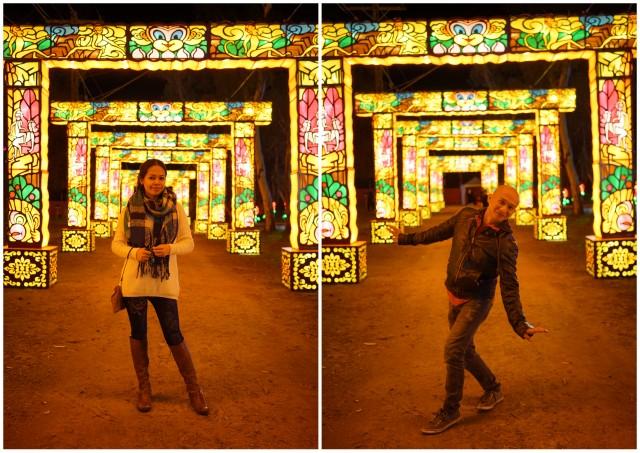 dandenong festival of light