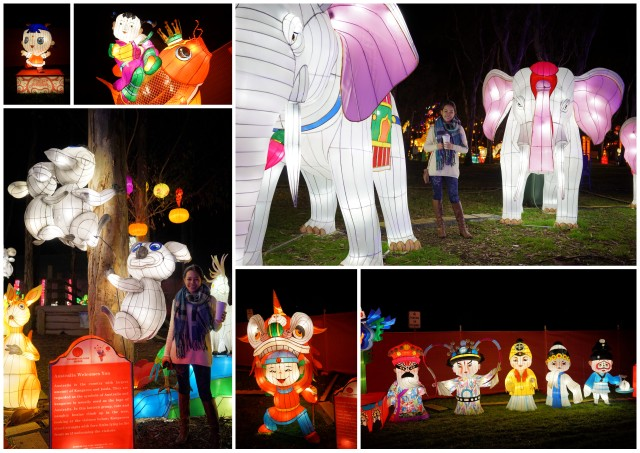 dandenong festival of light