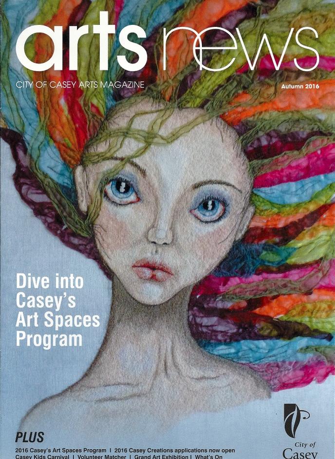 city of casey arts magazine