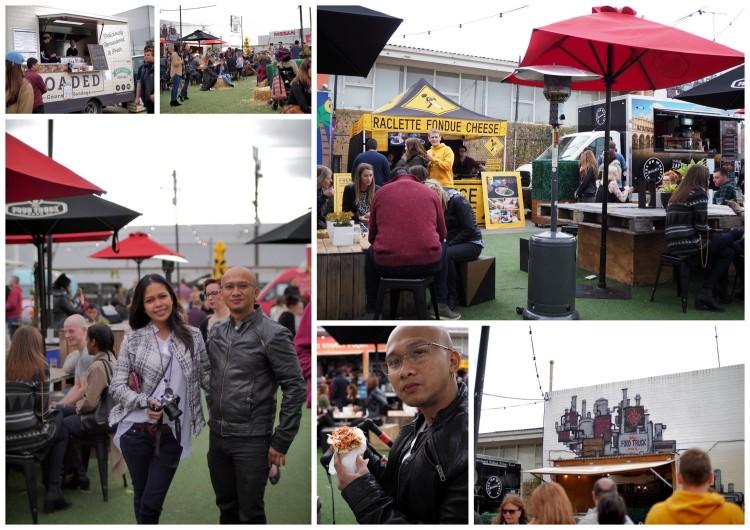 cheese and wine food truck festival, preston