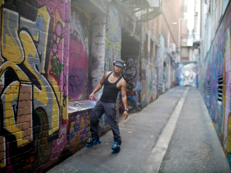 croft alley, melbourne