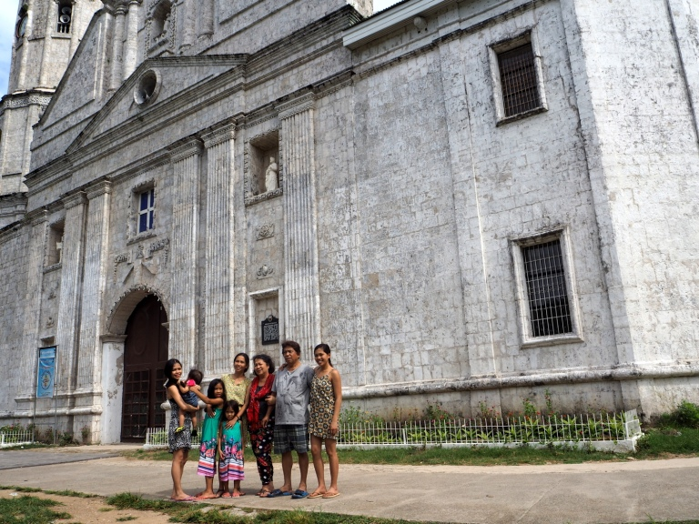st. francis of assisi church, dumanjug, cebu