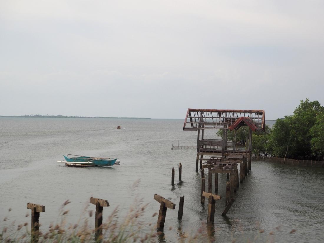 panggangan island, bohol, philippines
