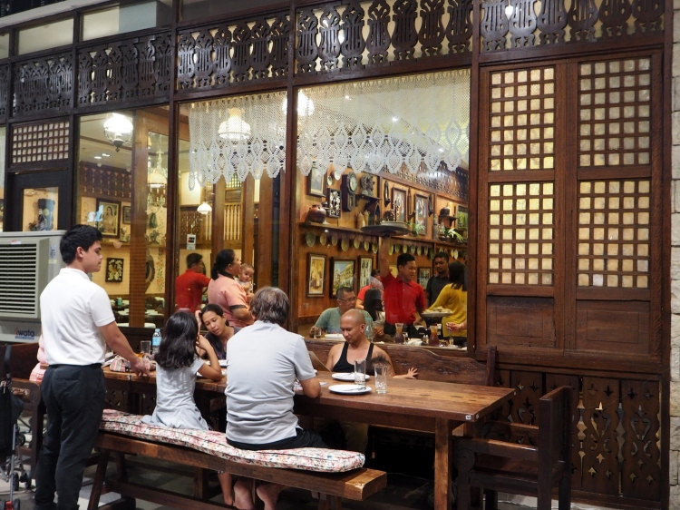 paolito's stk restaurant, cebu