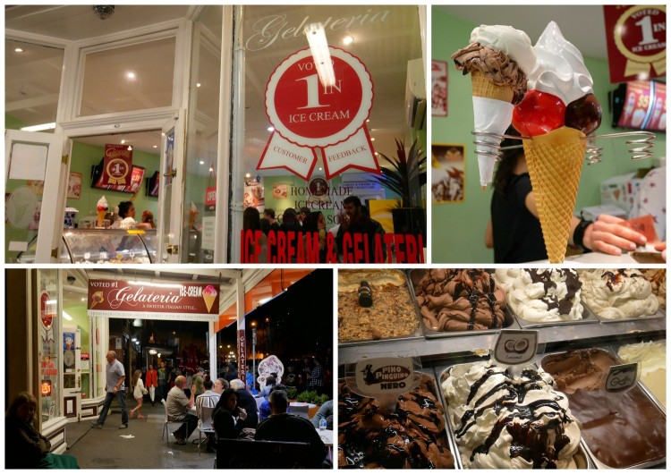 gelateria capriccio, williamstown
