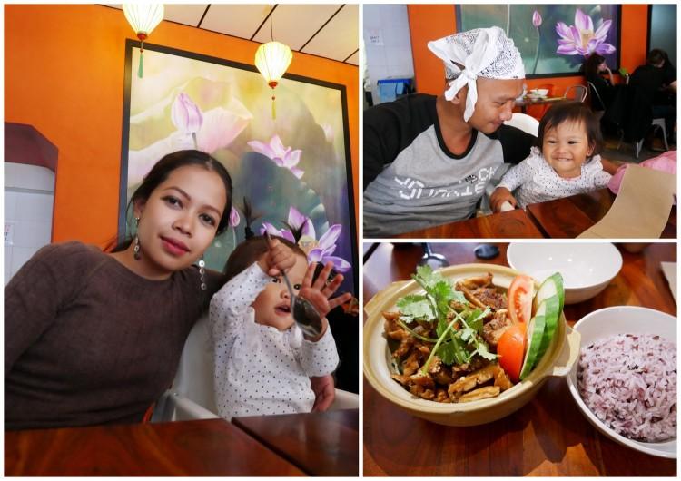 fina's vegetarian restaurant, fitzroy, melbourne