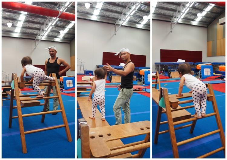 raven gymnastics