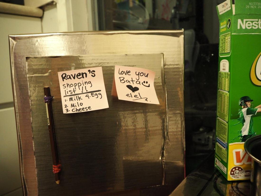 raven's kitchen
