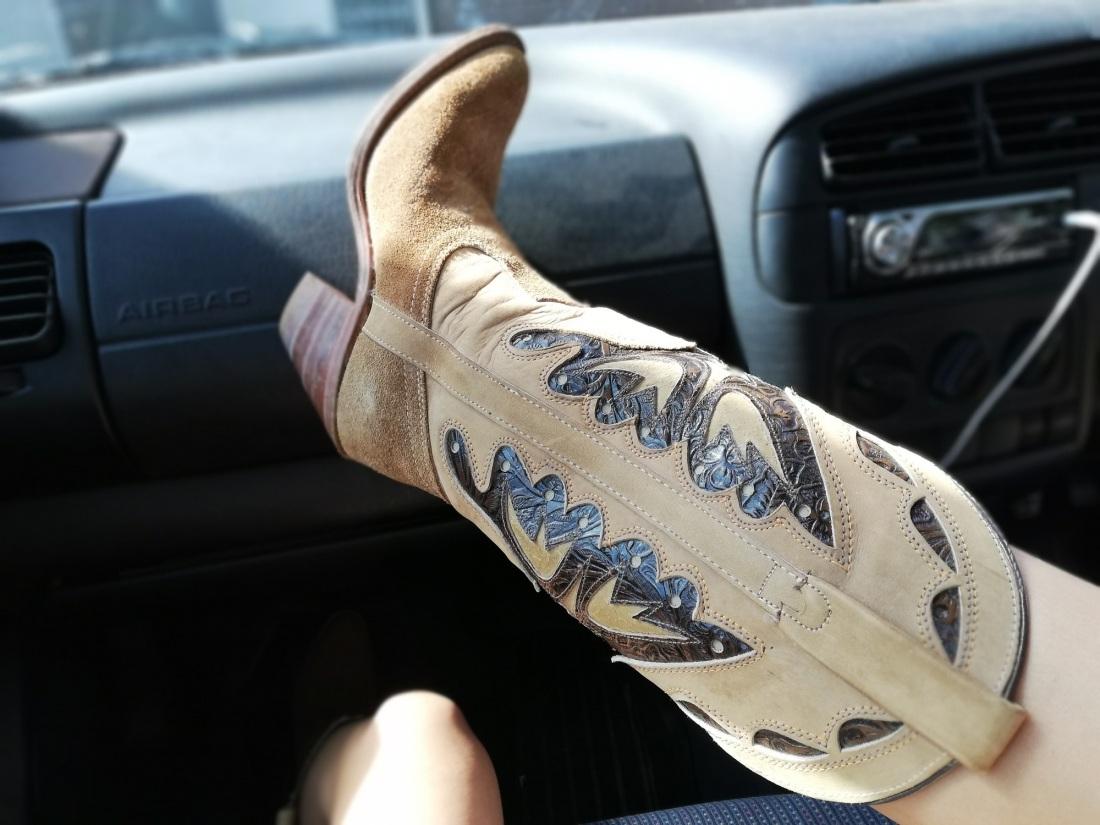 miss capezio cowboy boots