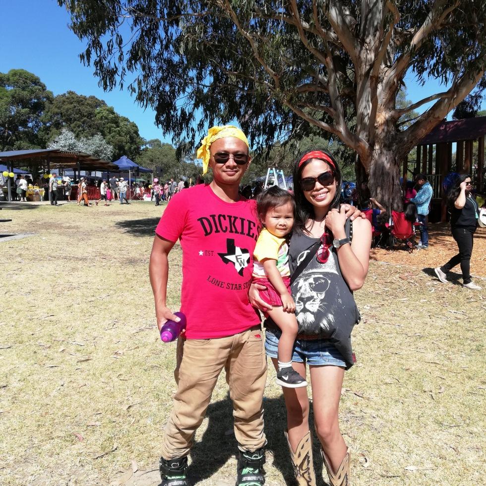 sinulog festival, clayton