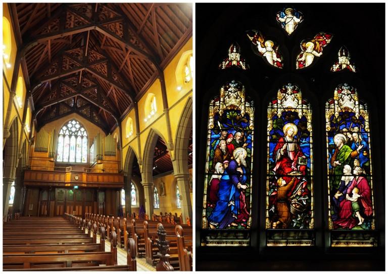 st. patrick's cathedral, ballarat, victoria, australia