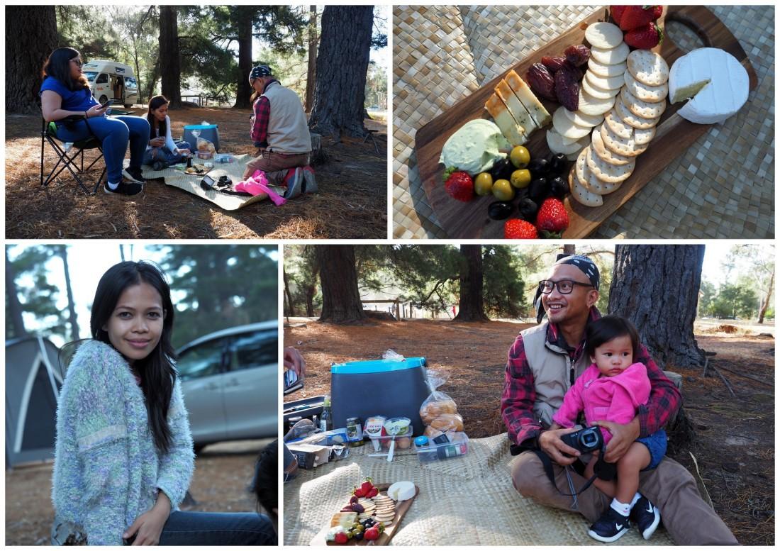 plantation campground, halls gap, victoria, australia