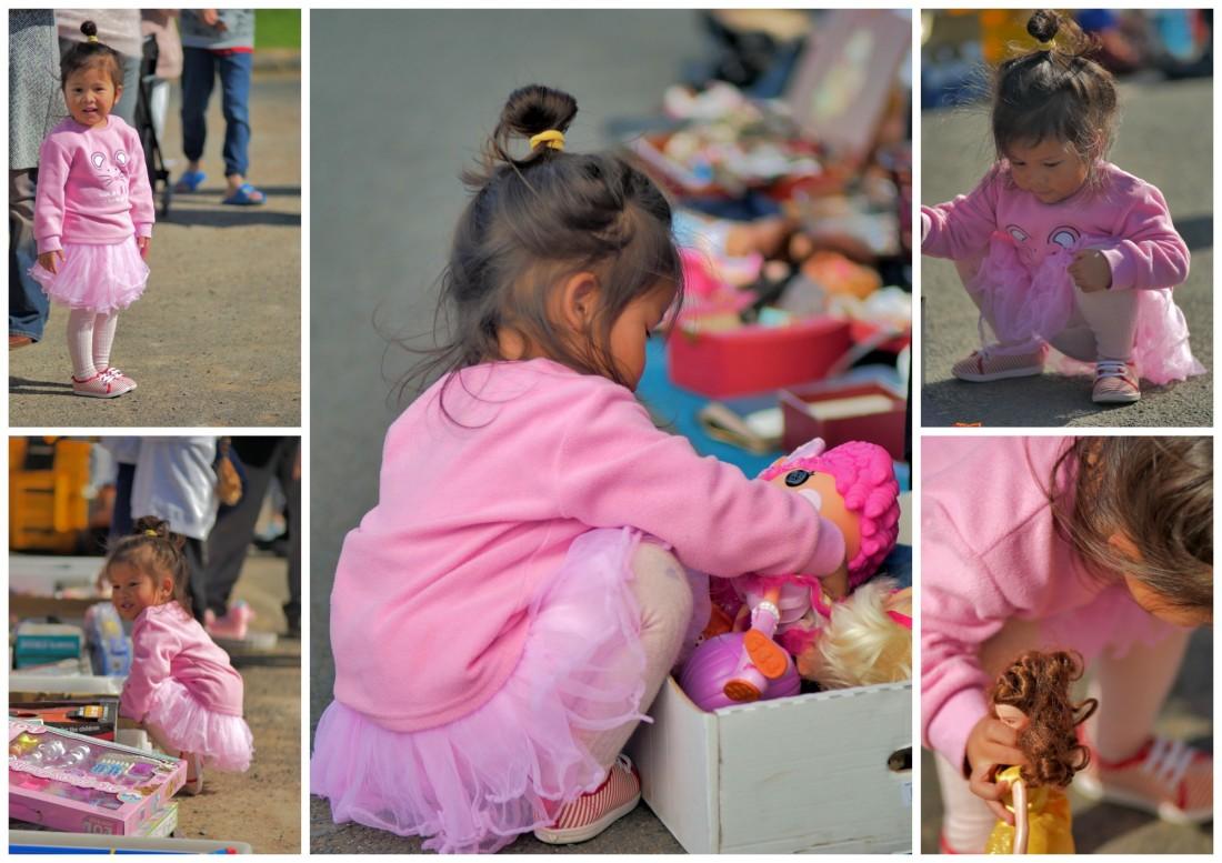 trash and treasure market, dandenong